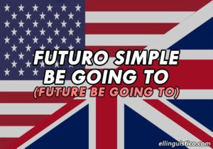 Futuro simple en inglés con BE GOING TO