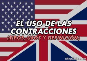 Todas las Contracciones en Inglés