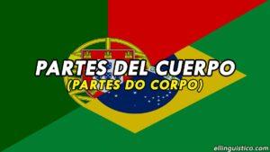 Partes del Cuerpo Humano en Portugués